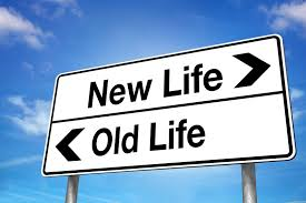 NEW LIFE + OLD LIFE